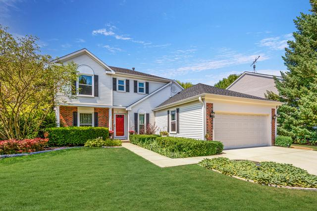 54 N Royal Oak Drive, Vernon Hills, IL 60061 (MLS #10054101) :: The Schwabe Group