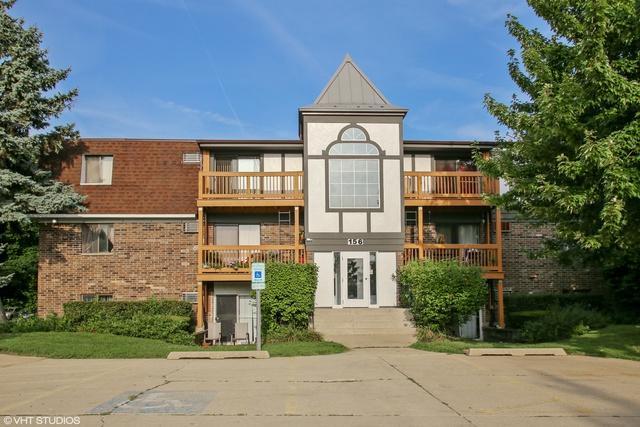 156 S La Londe Avenue 2D, Addison, IL 60101 (MLS #10054129) :: The Jacobs Group