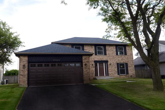 4044 Lindenwood Lane, Northbrook, IL 60062 (MLS #10054152) :: The Jacobs Group