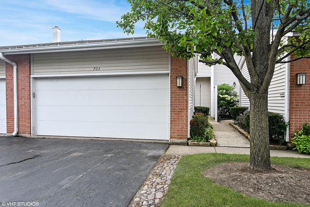 703 Pintail Court, Deerfield, IL 60015 (MLS #10054165) :: The Spaniak Team