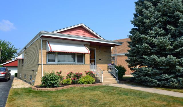 9828 S Utica Avenue, Evergreen Park, IL 60805 (MLS #10054189) :: Littlefield Group