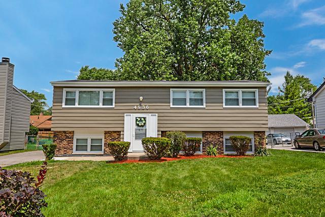 4936 153rd Street, Oak Forest, IL 60452 (MLS #10054240) :: Domain Realty