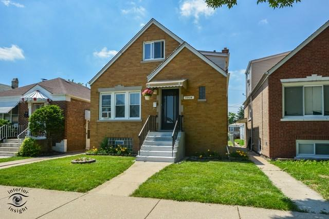 5936 S Kedvale Avenue, Chicago, IL 60629 (MLS #10054250) :: Littlefield Group