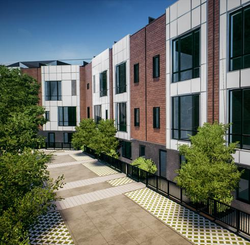 1255 N Paulina Street 1650H, Chicago, IL 60622 (MLS #10054354) :: The Perotti Group