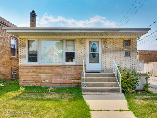 3542 N Nordica Avenue, Chicago, IL 60634 (MLS #10054387) :: Littlefield Group
