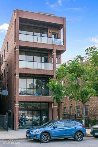 1522 N Western Avenue #4, Chicago, IL 60622 (MLS #10054396) :: The Perotti Group