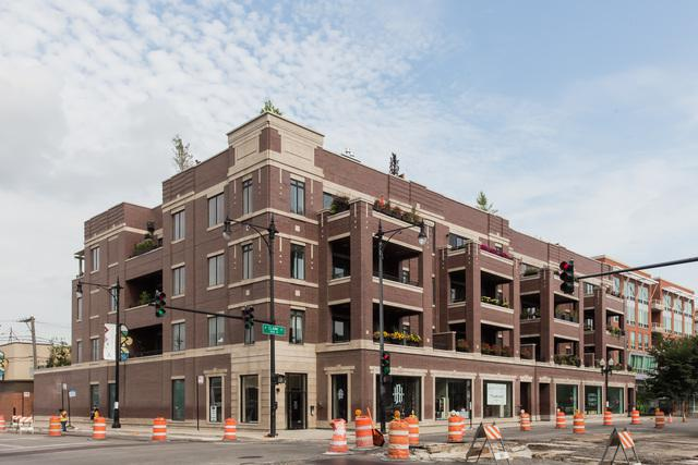 4806 N Clark Street #203, Chicago, IL 60640 (MLS #10054476) :: Domain Realty