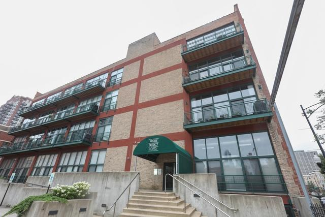 1727 S Indiana Avenue #111, Chicago, IL 60616 (MLS #10054496) :: Littlefield Group