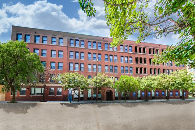 400 S Green Street #310, Chicago, IL 60607 (MLS #10054497) :: The Perotti Group