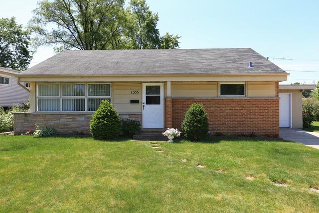 7355 Lyons Street, Morton Grove, IL 60053 (MLS #10054541) :: Littlefield Group