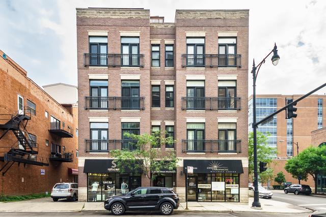 1167 W Madison Street 2E, Chicago, IL 60607 (MLS #10054585) :: The Perotti Group