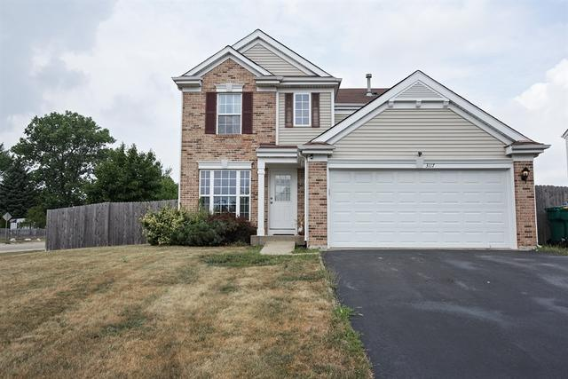 3117 Bloomfield Drive, Joliet, IL 60436 (MLS #10054631) :: The Wexler Group at Keller Williams Preferred Realty