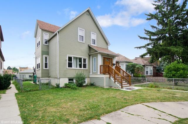 5507 N Monitor Avenue, Chicago, IL 60630 (MLS #10054641) :: Domain Realty