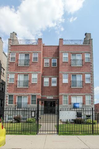 4439 S Calumet Avenue 2S, Chicago, IL 60653 (MLS #10054675) :: The Spaniak Team