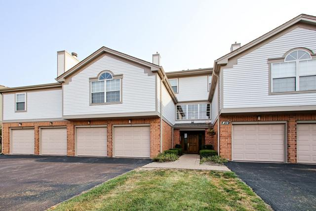 12 Kristin Circle #7, Schaumburg, IL 60195 (MLS #10054676) :: Domain Realty