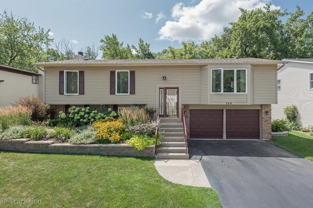 549 Buckingham Way, Bolingbrook, IL 60440 (MLS #10054693) :: The Wexler Group at Keller Williams Preferred Realty