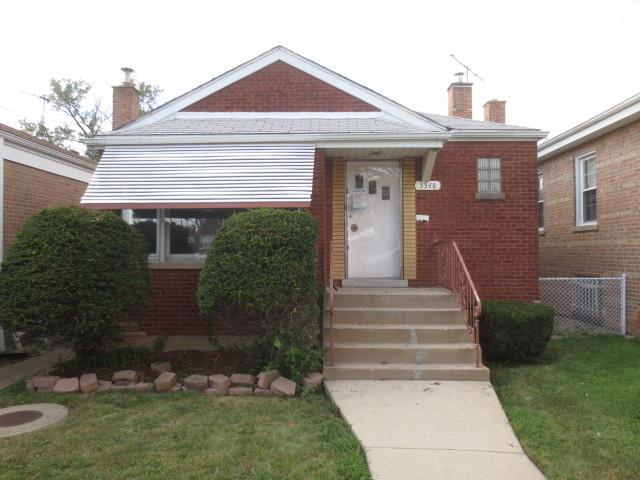 3548 W 72nd Place, Chicago, IL 60629 (MLS #10054714) :: Littlefield Group