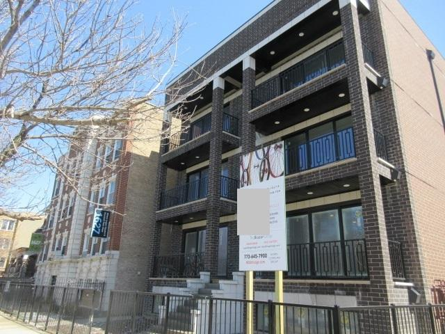 1621 N Humboldt Boulevard 1S, Chicago, IL 60647 (MLS #10054717) :: The Perotti Group