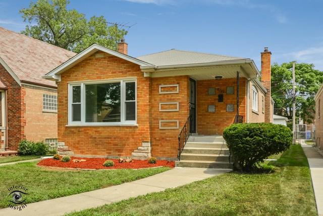 8747 S Dorchester Avenue, Chicago, IL 60619 (MLS #10054741) :: The Spaniak Team