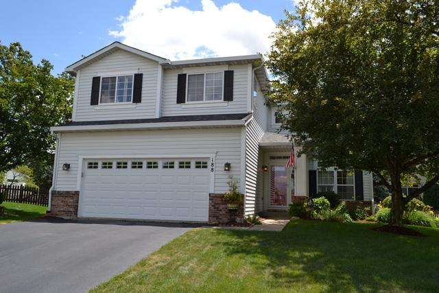 188 Willow Bnd, Bolingbrook, IL 60490 (MLS #10054804) :: The Wexler Group at Keller Williams Preferred Realty