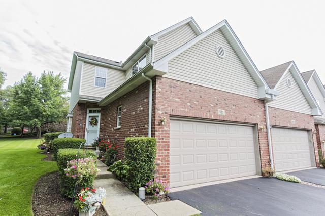 557 Goodwin Drive, Bolingbrook, IL 60440 (MLS #10054822) :: The Wexler Group at Keller Williams Preferred Realty