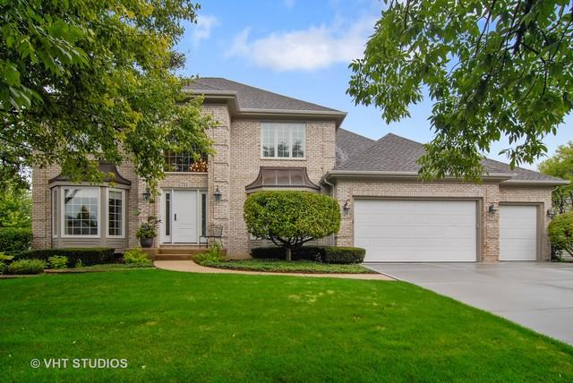 711 Lindholm Court, Naperville, IL 60565 (MLS #10054836) :: The Wexler Group at Keller Williams Preferred Realty