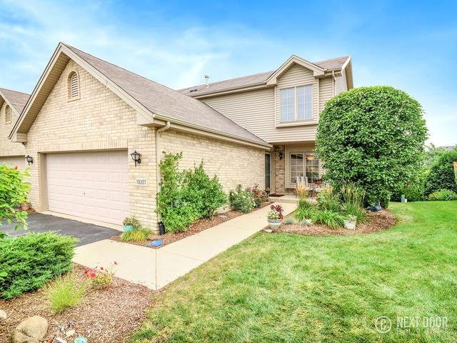 18207 Newcastle Court, Tinley Park, IL 60487 (MLS #10054866) :: The Wexler Group at Keller Williams Preferred Realty