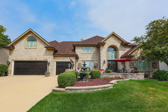 1576 White Eagle Drive, Naperville, IL 60564 (MLS #10054875) :: The Wexler Group at Keller Williams Preferred Realty