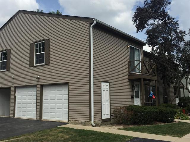 1669 Monticello Court A, Wheaton, IL 60189 (MLS #10054879) :: The Wexler Group at Keller Williams Preferred Realty