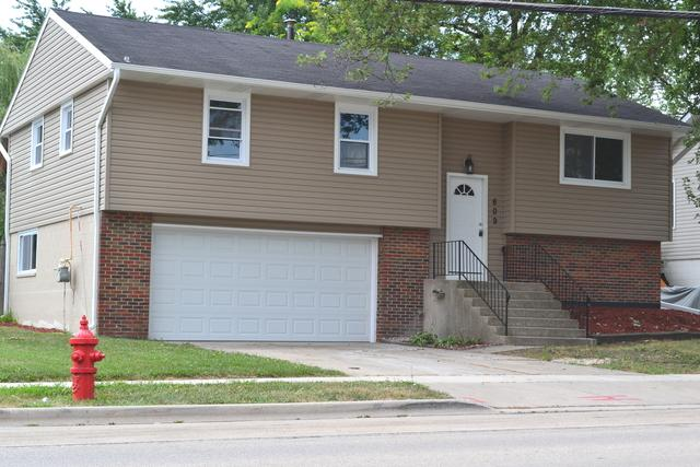 609 W Romeo Road, Romeoville, IL 60446 (MLS #10054884) :: Domain Realty
