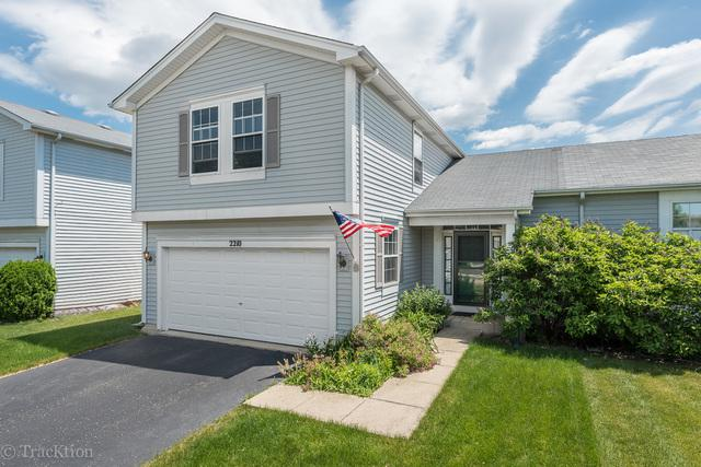 2210 Carpenter Avenue, Plainfield, IL 60586 (MLS #10054922) :: The Wexler Group at Keller Williams Preferred Realty