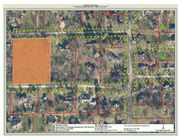 Lot 2 Will Way, Wayne, IL 60184 (MLS #10054949) :: The Saladino Sells Team