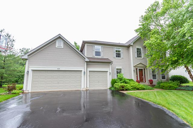 424 Reserve Drive, Crystal Lake, IL 60012 (MLS #10054968) :: The Jacobs Group