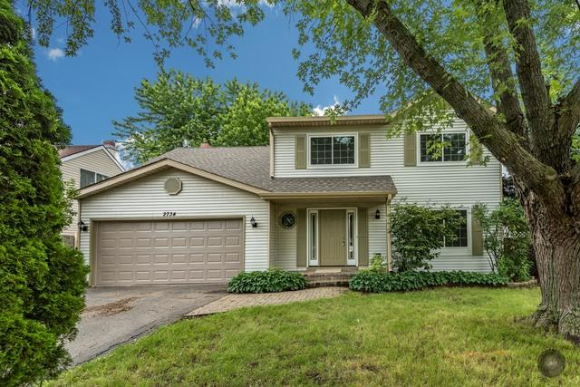 2734 Gateshead Drive, Naperville, IL 60564 (MLS #10055017) :: The Wexler Group at Keller Williams Preferred Realty