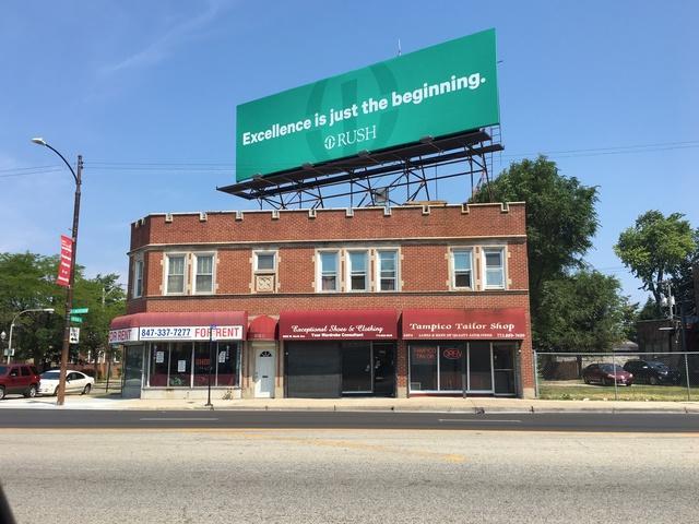 6056 North Avenue, Chicago, IL 60639 (MLS #10055030) :: The Spaniak Team