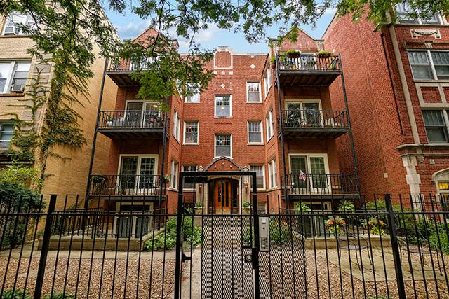 4733 N Malden Street 3N, Chicago, IL 60640 (MLS #10055033) :: The Jacobs Group