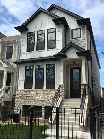 4138 N Mozart Street, Chicago, IL 60618 (MLS #10055043) :: Littlefield Group