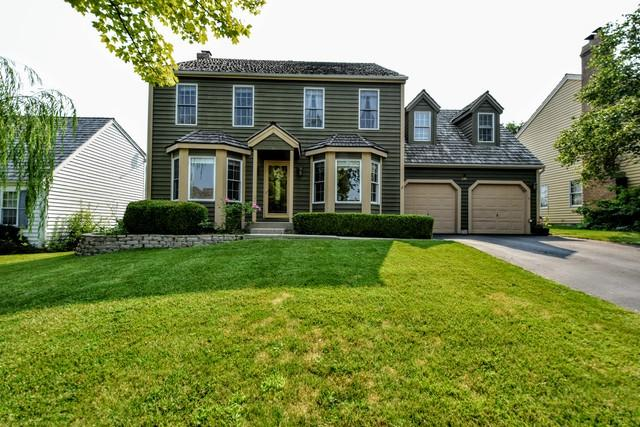 295 Mayflower Court, Gurnee, IL 60031 (MLS #10055051) :: The Jacobs Group