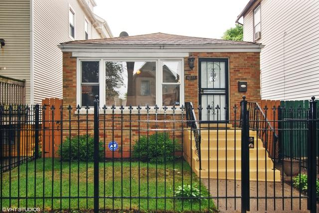 4833 W Hubbard Street, Chicago, IL 60644 (MLS #10055061) :: Littlefield Group