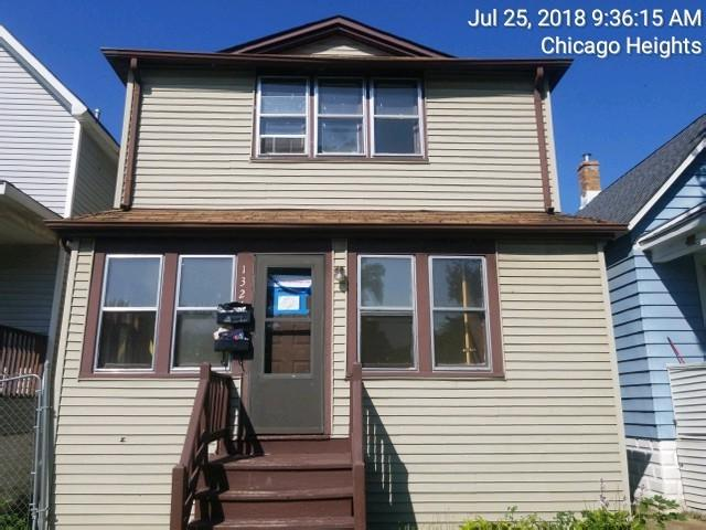 1324 Vincennes Avenue, Chicago Heights, IL 60411 (MLS #10055072) :: Domain Realty