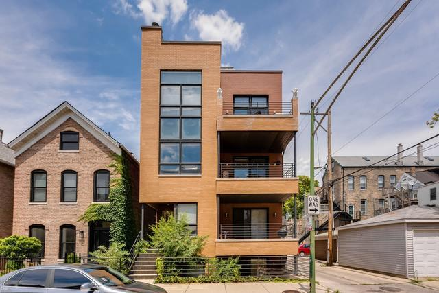 1712 W Beach Avenue #2, Chicago, IL 60622 (MLS #10055094) :: Leigh Marcus | @properties