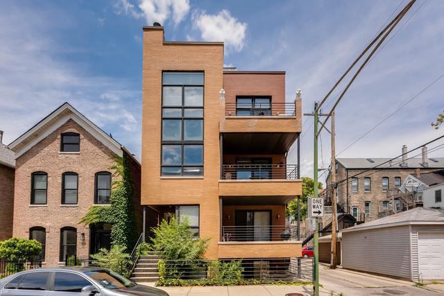 1712 W Beach Avenue #2, Chicago, IL 60622 (MLS #10055094) :: The Perotti Group