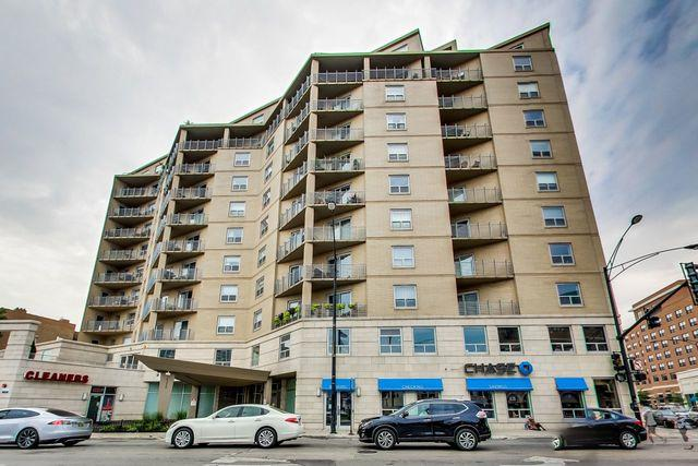 4350 N Broadway Street #510, Chicago, IL 60613 (MLS #10055145) :: The Spaniak Team