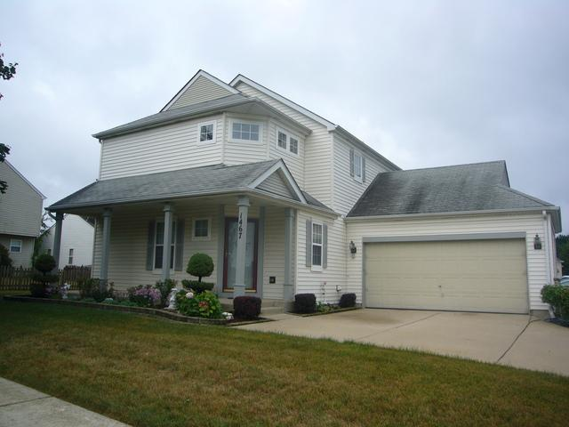 1467 Snapdragon Court, Romeoville, IL 60446 (MLS #10055184) :: The Jacobs Group