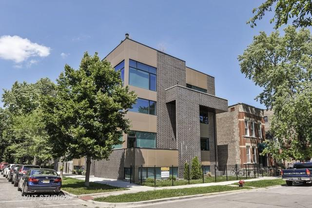 2131 N Claremont Avenue 1N, Chicago, IL 60647 (MLS #10055189) :: Leigh Marcus | @properties