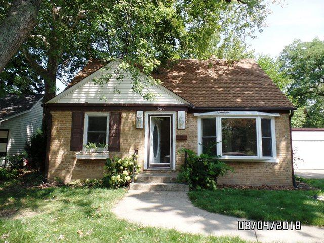 1907 E Indiana Street, Wheaton, IL 60187 (MLS #10055215) :: The Wexler Group at Keller Williams Preferred Realty
