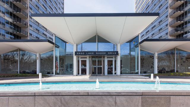 3550 N Lake Shore Drive #2013, Chicago, IL 60657 (MLS #10055247) :: The Perotti Group