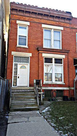 2429 W Grenshaw Street #1, Chicago, IL 60612 (MLS #10055309) :: The Saladino Sells Team