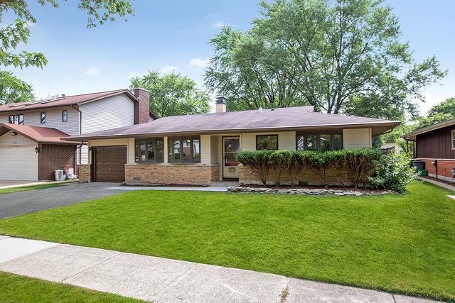 269 Crest Avenue, Elk Grove Village, IL 60007 (MLS #10055316) :: Domain Realty