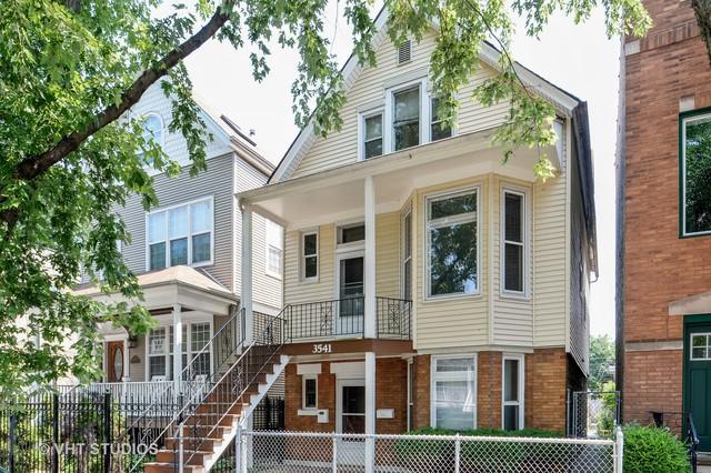 3541 N Damen Avenue, Chicago, IL 60618 (MLS #10055431) :: Domain Realty